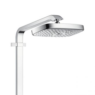 Душевая стойка Hansgrohe Raindance Select E 300 Showerpipe 2jet 27126000