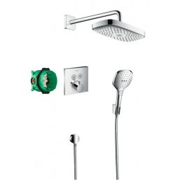 Душевая стойка Hansgrohe Raindance Select E Shower...