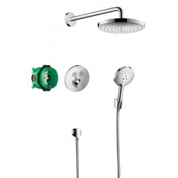 Душевая стойка Hansgrohe Raindance Select S Shower...