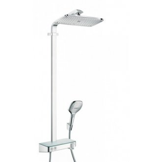 Душевая стойка Hansgrohe Raindance Select E 360 ST Showerpipe 27288000