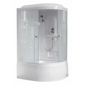 Душевая кабина Royal Bath RB8120BK1-T 120x80