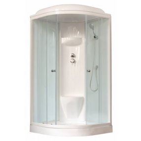 Душевая кабина Royal Bath RB90HK6-WT 90x90