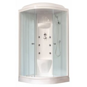Душевая кабина Royal Bath RB90HK7-WT 90x90