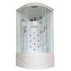 Душевая кабина Royal Bath RB100NRW-T 100x100